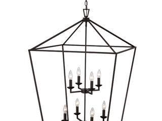 Trans Globe Geometric light pendant