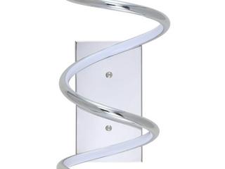 Scribble 7  Modern Metal lED Wall light