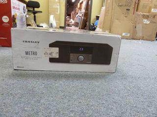Metro Radio CD Player
