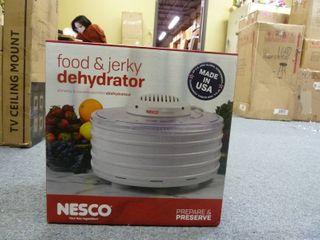 Nesco 4 Tray Food Dehydrator