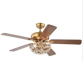 52 inch Industrial Style Ceiling Fan
