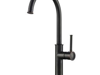 Kraus KPF   1681 Sellette 1 Hole  1 Handle Kitchen Faucet