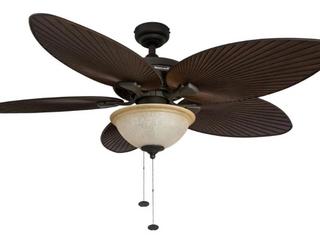 Palm Island Indoor Outdoor ceiling fan
