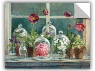 Art appealz Danhui Naias Purple poppies