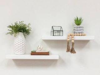 Del Hutson Designs True Floating shelves