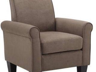 Porch   Den Royalann Microfiber Fabric Armchair Retail 167 49