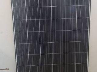 Renogy 320 Watt 40 1 Volt Monocrystalline Solar Panel  Compact Design 65 5 X 39 5 X 1 38 in  Extra Set Of Cables