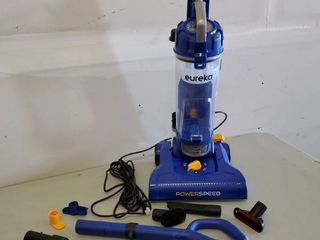 Eureka Power Speed Multi Floor Cleaning lightweight Vacuum  Blue Orange