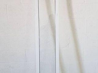 Glass Pet Door Sliding Door Insert  7 5in X 13 5in Dog Opening 11 5in X 96in Insert