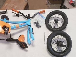 Blippi Kids Bike Appears To Have Been Used