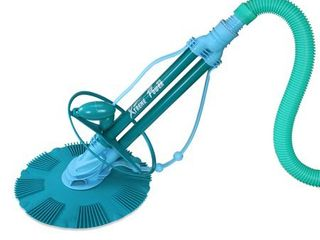 XtremepowerUS Automatic Suction Vacuum Pool Cleaner In Ground Aboveground Complete Hose Set
