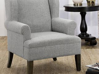 HomePop Emerson Wingback Accent Chair Retail 338 49