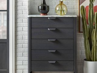 Simple living Keely 5 Drawer Chest Retail 260 99