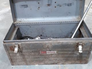 Sears Craftsman Metal Tool Box