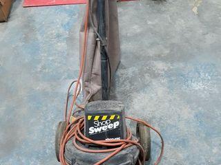 Shop Sweep  indoor outdoor Vac