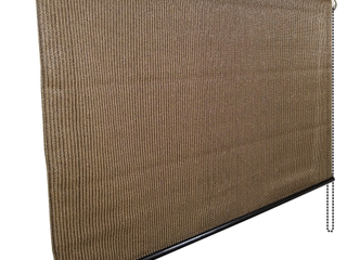 Coolaroo Cordless Exterior Shade  6 by 6 Feet