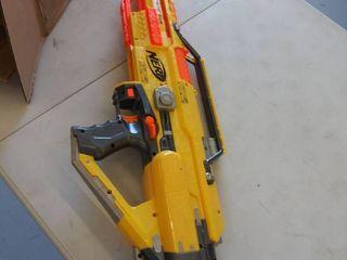 Nerf Gun  Used no accessories