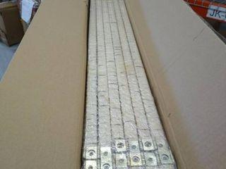 Sorbus Extra Wide   Diamond Weave Room Divider   6 Panels
