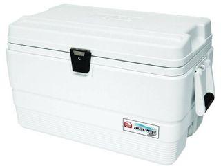 Igloo Marine Ultra Cooler  White  54 Quart