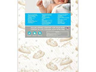 Dream On Me  3  Inner Spring Coil Mini Crib Mattress