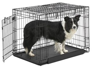 Midwest Homes for Pets Ovation Double Door Dog Crate  36 Inch