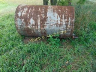 Fuel barrel  no stand  located Barry Road  KC