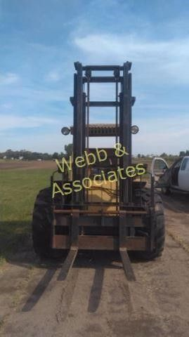 Mastercraft forklift  diesel  located Omaha  NE