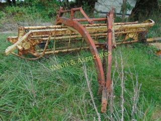 New Holland hay rake  located Barry Road  KC