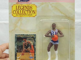 Oscar Robertson  Big O    NBA legends Collection   Starting lineup with Card