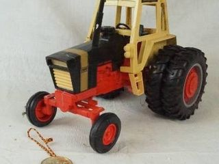 BIG CASE Demonstrator Tractor with Coin