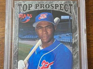 1997 Southern legue   Top Prospects Best   Miguel Tejada  15   BCCG Graded in Hard Case