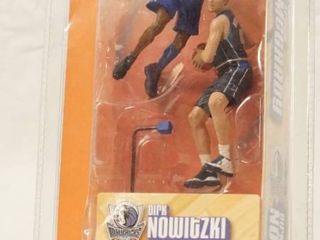 Nba 2 Pack Series 1 Figure  Nowitzki And Mcgrady