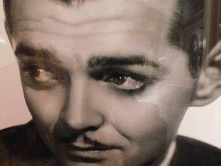 Clark Gable Print