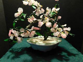 Floral Bonsai Tree