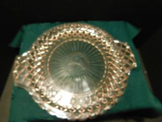 Depression Glass Serving Tray