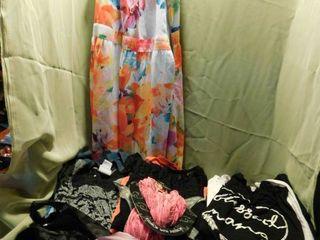 Women s Clothing lot  2 SZ Small Medium