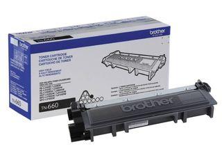 Brother Genuine High Yield Toner Cartridge  TN660