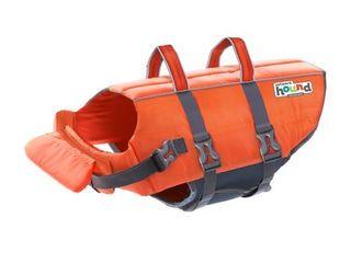 Outward Hound Granby Splash Dog life Jacket  Orange  X Small
