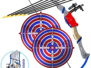 Bow and Arrow Toy for Kids  Outdoor Archery