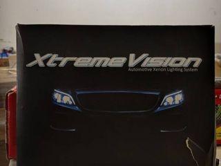 Xtremevision 35W Xenon HID lights with Premium Slim Ballast