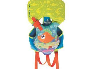 STEARNS Puddle Jumper Infant Hydroprene life Jacket  Green