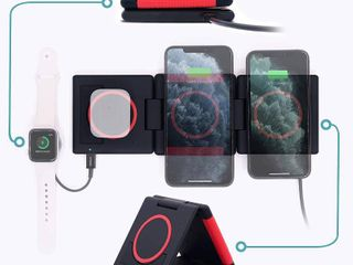 Unravel Wireless Charger 10W Universal Qi Multiple Device