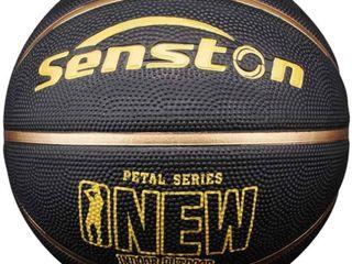 Senston Basketball Outdoor Indoor Composite Game Basketball