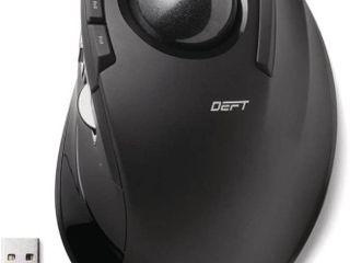 ElECOM M DT2DRBK Wireless index finger Trackball mouse