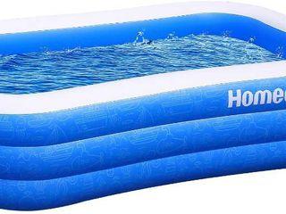 Homech Inflatable Swimming Pools  Inflatable Kiddie Pools