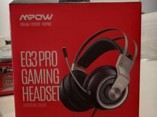 Mpow EG3 Pro   Over Ear Gaming Headset for PC PS4 Xbox One  Nintendo Switch