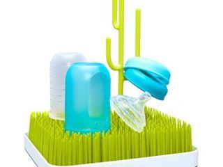 Boon Grass Countertop Baby Bottle Drying Rack  Green