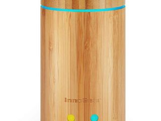 InnoGear Real Bamboo Essential Oil Diffuser