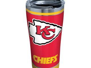 Tervis NFl Kansas City Chiefs   Touchdown Stainless Steel