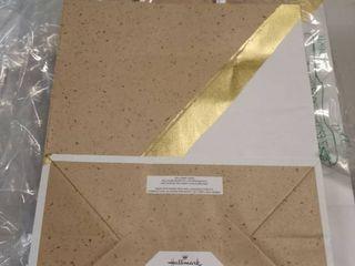 Hallmark 9  Medium Paper Gift Bags